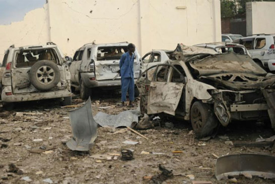 Somalie : deux attentats font 38 morts à Mogadiscio
