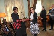 Coopération internationale:Le nouveau consul honoraire du Burkina Faso au Luxembourg prend fonction