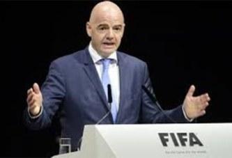Le président de la FIFA veut réformer le marché des transferts