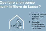 Fièvre de Lassa: «Aucun cas» enregistré pour le moment au Burkina