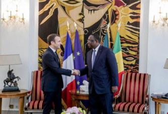Visite de Macron: des retombées financières à la France, et des dettes encore pour le Sénégal !