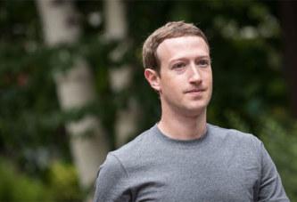 Mark Zuckerberg reconnaît avoir fait des erreurs avec Facebook