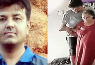 Il pousse sa mère dans le vide et fait croire au suicide (Vidéo)
