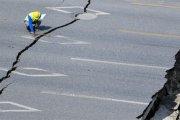 Chine: une route s'effondre, 8 morts