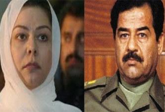 Irak: La fille de Saddam Hussein devient la femme la plus recherchée au monde