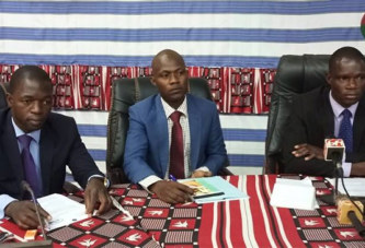 Ministère des Affaires étrangères: Les syndicalistes en veulent au ministre Alpha Barry