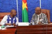 Burkina : les membres du nouveau gouvernement à l'école de l'efficacité