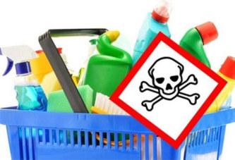 Les produits ménagers plus toxiques que les cigarettes ?