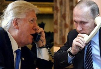 Entretien téléphonique entre Poutine et Trump: ce qu'ils se sont dits