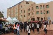 Dédougou: inauguration d'un hôtel 4 étoiles dénommé Zind-Naaba