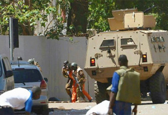 Burkina Faso: Des assaillants tentent de forcer un barrage près de la Présidence