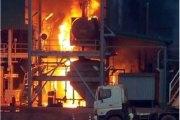 Burkina Faso - Kongoussi: Un incendie à Bissa Gold
