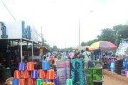 Boulevard de l'insurrection et hôpital de district de Bogodogo : deux mois après avoir été déguerpis, les commerçants de retour