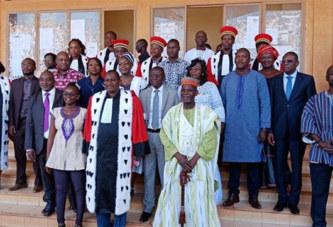 Commission nationale des droits humains :  Les commissaires ont prêté serment
