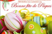 Fête de Pâques: Les agences UBA Burkina fermés lelundi 2 Avril 2018