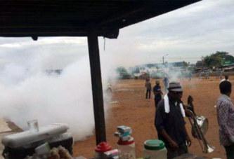 Côte d'Ivoire: L'opposition de nouveau gazée à Abidjan