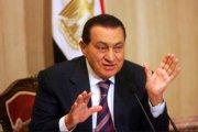 Hosni Moubarak: Les américains sont derrière le printemps arabe