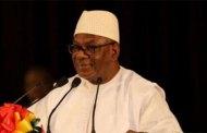 """Mali : """"Je ne serai pas le candidat du Rpm"""", dixit IBK aux députés"""