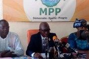 Lassina Ouattara, président du groupe parlementaire MPP: