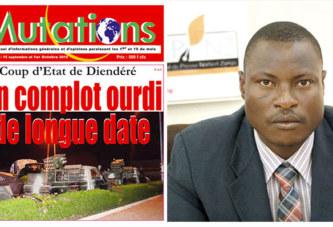 Médias : Le Journaliste Zongo Touwendinda et son journal MUTATIONS  condamnés en appel  à payer 9 millions 500 mille FCFA