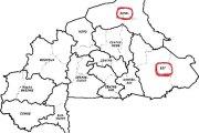 Burkina Faso: 3 attaques dans 3 provinces dans la nuit de vendredi, une personne enlevée, trois motos emportées