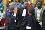 3e séance procès du putsch : La défense muette, l'audience suspendue