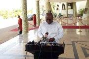 Conseil des ministres : L'association instigateur du « groupe de sécurité islamique » dissoute pour activité non conforme a son récépissé