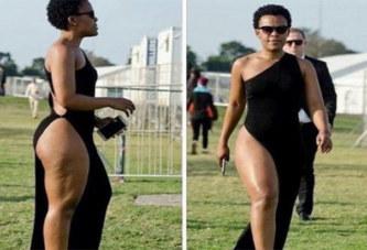 Zambie : la danseuse sud-africaine qui ne porte pas de slip expulsée du territoire…La raison (photos)