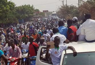 Burkina Faso: Le président du CDP Eddie KOMBOIGO accueilli à Bobo Dioulasso par des milliers de personnes (Vidéo)