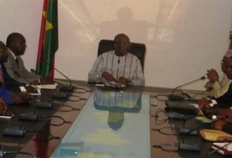 Rencontre Président du Faso – Opposition: Le Cfop/bf tient au référendum pour le vote de la nouvelle constitution