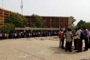 Grève au MINEFID: les travailleurs dénoncent une forte présence policière