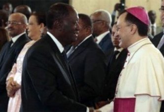Situation socio-politique : ''Menacé de mort'', le nonce apostolique Joseph Spiteri quitte la Côte d'Ivoire