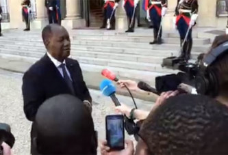 Côte d'Ivoire: Candidat du RHDP en 2020, Ouattara en désaccord avec Bédié «C'est le meilleur qui sera choisi par cette alliance»