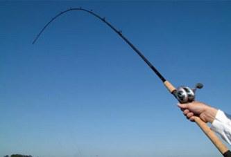 Sa canne à pêche touche le fil électrique, le pêcheur meurt électrocuté