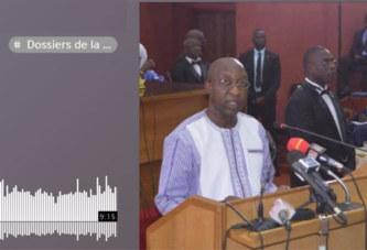 Discours sur la situation de la Nation : les perles de Paul Kaba Thieba