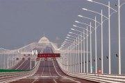Le plus long pont maritime du monde se trouve désormais en Chine