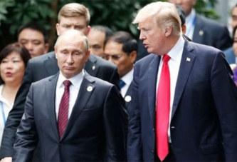 Donald Trump menace la Russie, puis change de ton