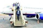 Vente d'avions : le Russe Sukhoi en