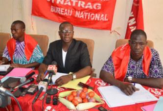 Agriculture : le Synatrag dénonce une «mauvaise» politique agricole au Burkina