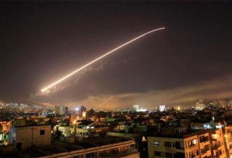 Frappes des USA en Syrie: 103 missiles tirés, 71 interceptées, aucune perte en vie humaine