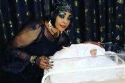 Showbiz : Houon Rafna, la fille d'Arafat Dj est née