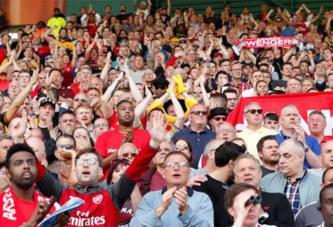 Le Rwanda, nouveau sponsor du club anglais de football d'Arsenal