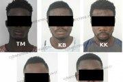 Côte d'Ivoire: «Chantage suivi d'escroquerie sur internet» cinq individus déférés devant le parquet