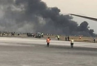 Cuba: Un avion de ligne s'écrase au décollage de La Havane avec 104 passagers à bord