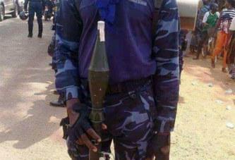 Opération antiterroriste à Rayongo : Le MDC François de Salle Ouédraogo est tombé «les armes à la main»