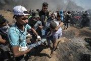 Israël: Journée sanglante à la frontière entre la bande de Gaza
