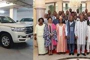 Burkina Faso: 35 Berlines, 5 pick up et 19 V8 à plus de 3 milliards de F cfa au profit des membres du Gouvernement