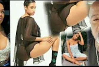 Scandale !!! Une vidéo intime de la fille de Koffi Olomide circule, et enflamme les réseaux sociaux