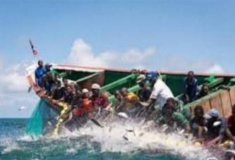 RDC: 50 corps au moins repêchés après le naufrage d'une embarcation surchargée