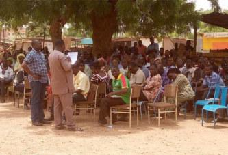 Burkina : Les travailleurs de la santé humaine et animale observent une grève de 48h
